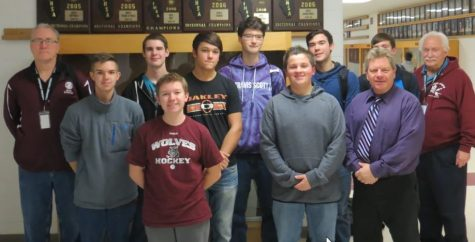 Lockport's wrestling team dominates