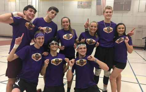LTHS hosts annual dodgeball tournament
