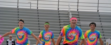 New Traditions at Powderpuff Game