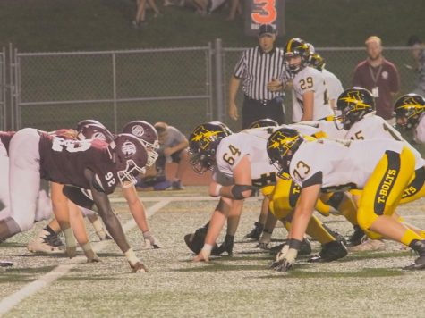 Lockport falls 17-14 at Friday's homecoming game