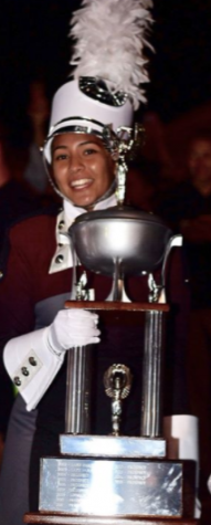 Marching band's monumental victory