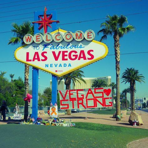 Las Vegas tragedy as deadliest mass shooting in modern American history