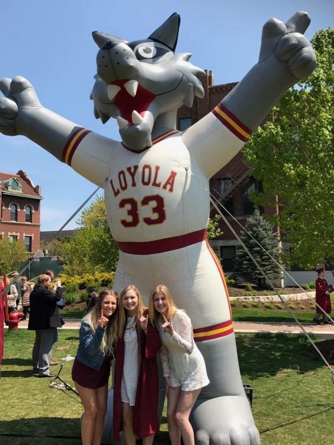 College Editorial: Becoming a Loyola Rambler
