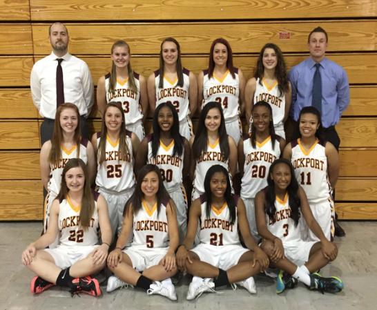 Girls 2017-2018 Varsity Basketball