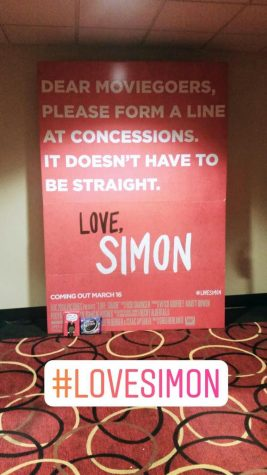 "A review of the Groundbreaking LGBTQ+ Movie: ""Love, Simon"""