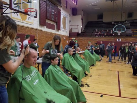LTHS hosts St. Baldrick's Special Olympics, March 15