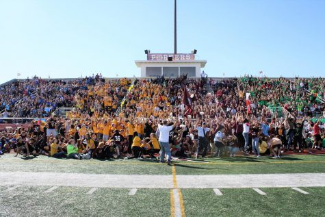 Homecoming 2018 Assembly Photos