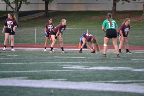 Powderpuff homecoming game