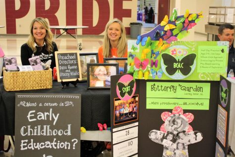 LTHS hosts its annual College and Career Fair