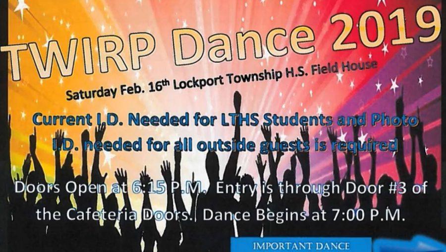 TWIRP Dance Safety Video