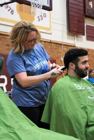 LTHS hosts its annual St. Baldrick's