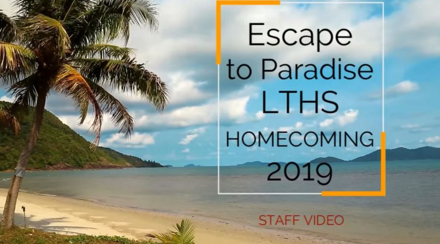 2019+STAFF+Homecoming+Video