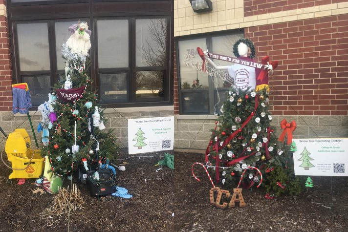 LTHS's Tree Decoration Contest