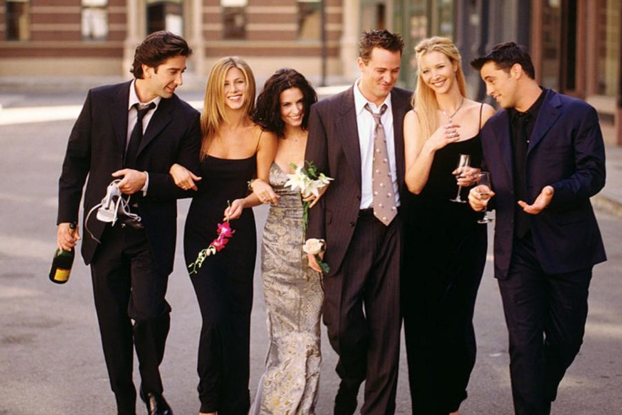The One Where They Have a Reunion
