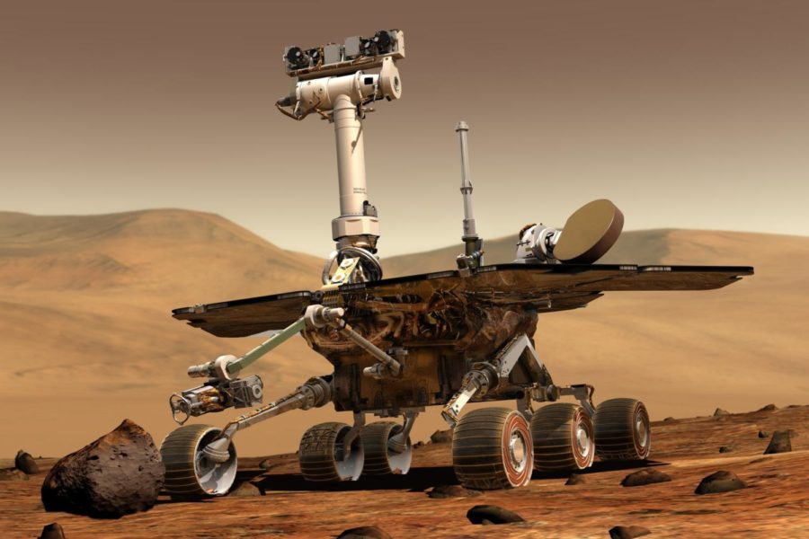 NASA%27s+Perseverance+Rover+Touches+Down+on+Mars
